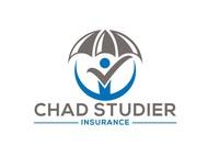 Chad Studier Insurance Logo - Entry #337