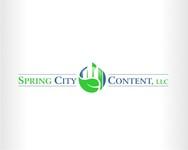 Spring City Content, LLC. Logo - Entry #84