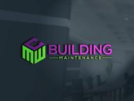 CMW Building Maintenance Logo - Entry #162