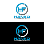 Hanko Fencing Logo - Entry #246