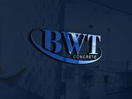 BWT Concrete Logo - Entry #407