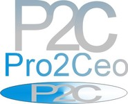 PRO2CEO Personal/Professional Development Company  Logo - Entry #35