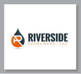 Riverside Resources, LLC Logo - Entry #76
