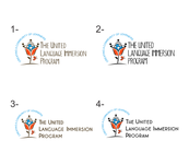 The United Language Immersion Program Logo - Entry #151