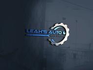 Leah's auto & nail lounge Logo - Entry #145