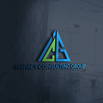 Impact Consulting Group Logo - Entry #281