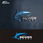 Sewer Shark Logo - Entry #137
