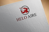 Helo Aire Logo - Entry #260