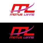 Motus Living Logo - Entry #112