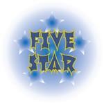 Five Star Logo - Entry #64