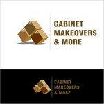 Cabinet Makeovers & More Logo - Entry #99