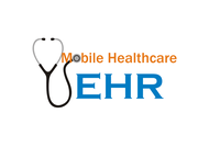 Mobile Healthcare EHR Logo - Entry #126