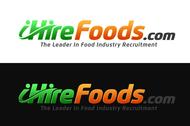 iHireFood.com Logo - Entry #78