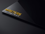 Masters Marine Logo - Entry #28