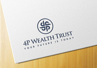 4P Wealth Trust Logo - Entry #344