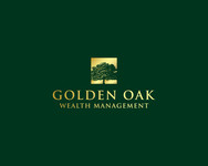 Golden Oak Wealth Management Logo - Entry #102