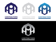 AIA CONTRACTORS Logo - Entry #57