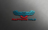 Raptors Wild Logo - Entry #374