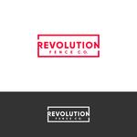 Revolution Fence Co. Logo - Entry #256