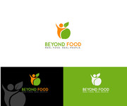 Beyond Food Logo - Entry #107