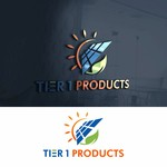 Tier 1 Products Logo - Entry #170