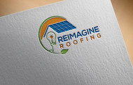 Reimagine Roofing Logo - Entry #272