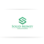 Solid Money Solutions Logo - Entry #154