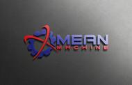 Mean Machine Logo - Entry #5