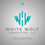 White Wolf Consulting (optional LLC) Logo - Entry #39