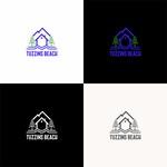 Tuzzins Beach Logo - Entry #205