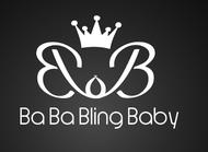 Ba Ba Bling baby Logo - Entry #15