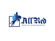 ALLRED WEALTH MANAGEMENT Logo - Entry #623