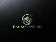 Hanko Fencing Logo - Entry #68