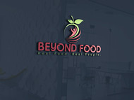Beyond Food Logo - Entry #141