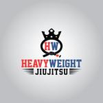 Heavyweight Jiujitsu Logo - Entry #198