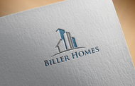 Biller Homes Logo - Entry #197