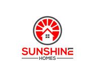 Sunshine Homes Logo - Entry #280