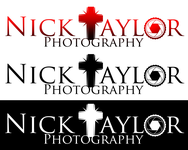 Nick Taylor Photography Logo - Entry #80