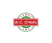 Al C. O'Holic Logo - Entry #13