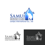 Samui House Care Logo - Entry #102