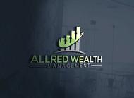ALLRED WEALTH MANAGEMENT Logo - Entry #711