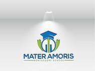 Mater Amoris Montessori School Logo - Entry #214