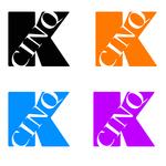 K-CINQ  Logo - Entry #123