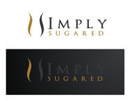 Simply Sugared Logo - Entry #73