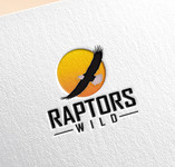 Raptors Wild Logo - Entry #236