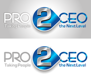 PRO2CEO Personal/Professional Development Company  Logo - Entry #67