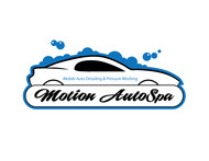 Motion AutoSpa Logo - Entry #300