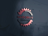 Hard drive garage Logo - Entry #77