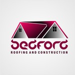 Bedford Roofing and Construction Logo - Entry #76