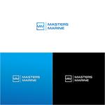 Masters Marine Logo - Entry #397